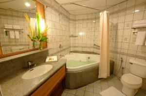 Junior Suite comfort room