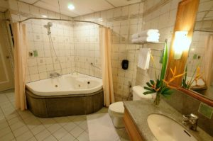Executive comfort room