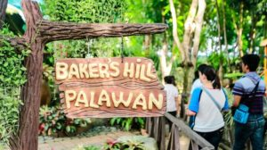 Bakers Hill Palawan