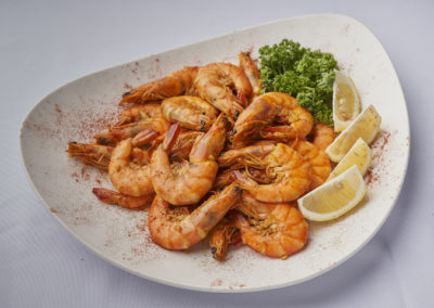 Tanglaw's Garlic Buttered Shrimps