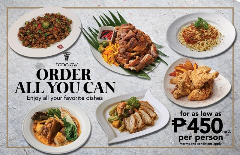 ORDER ALL YOU CAN