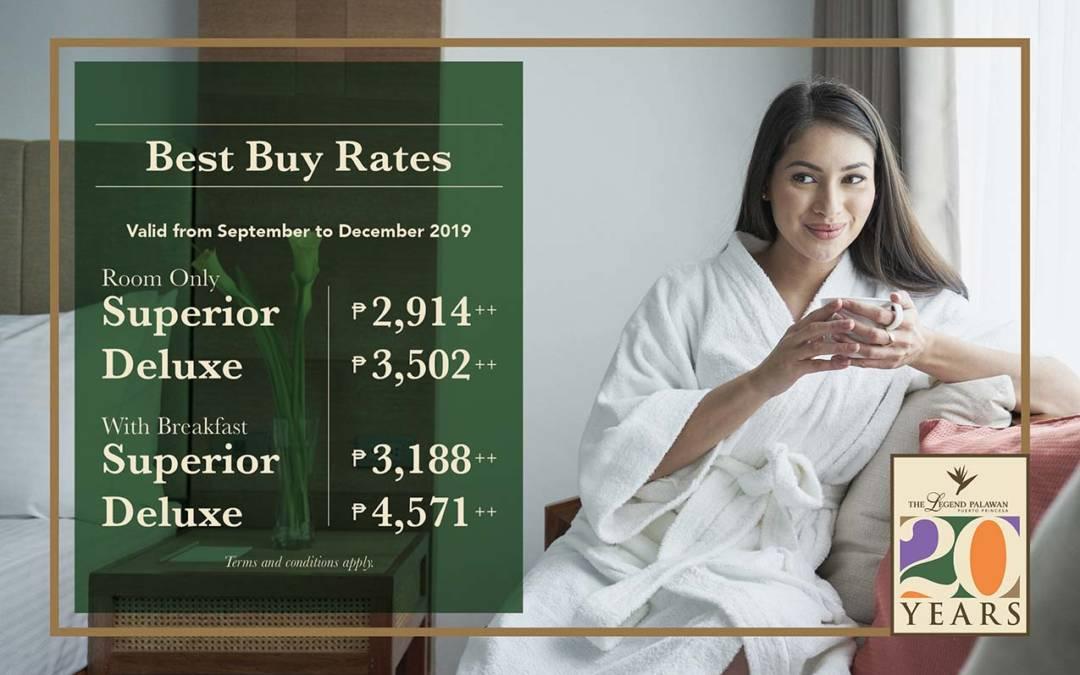 Best Buy Rates Promo