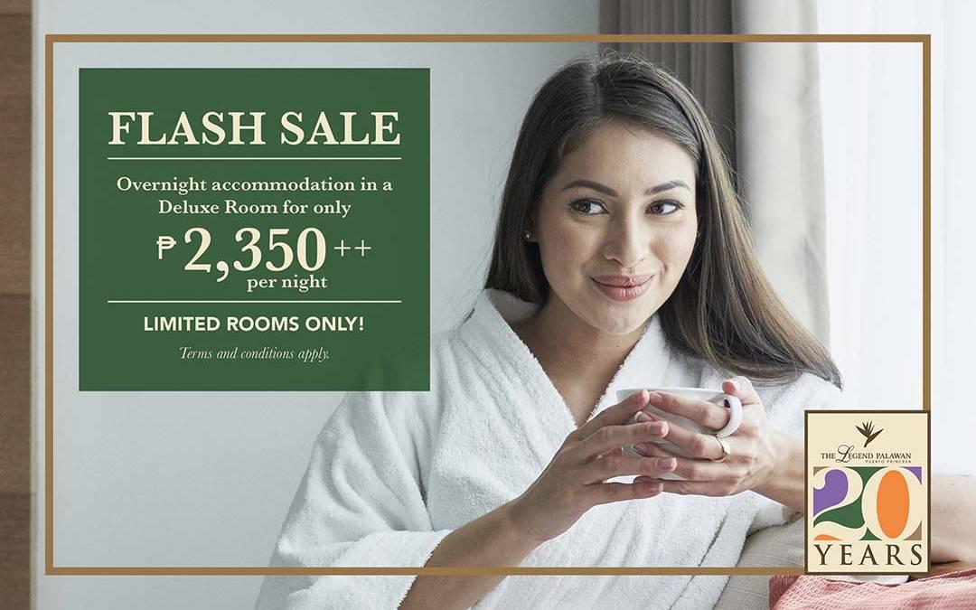 Flash Sale Promo