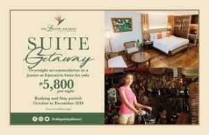 Suite Getaway Promo