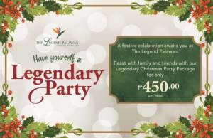 TLP Christmas Party Package