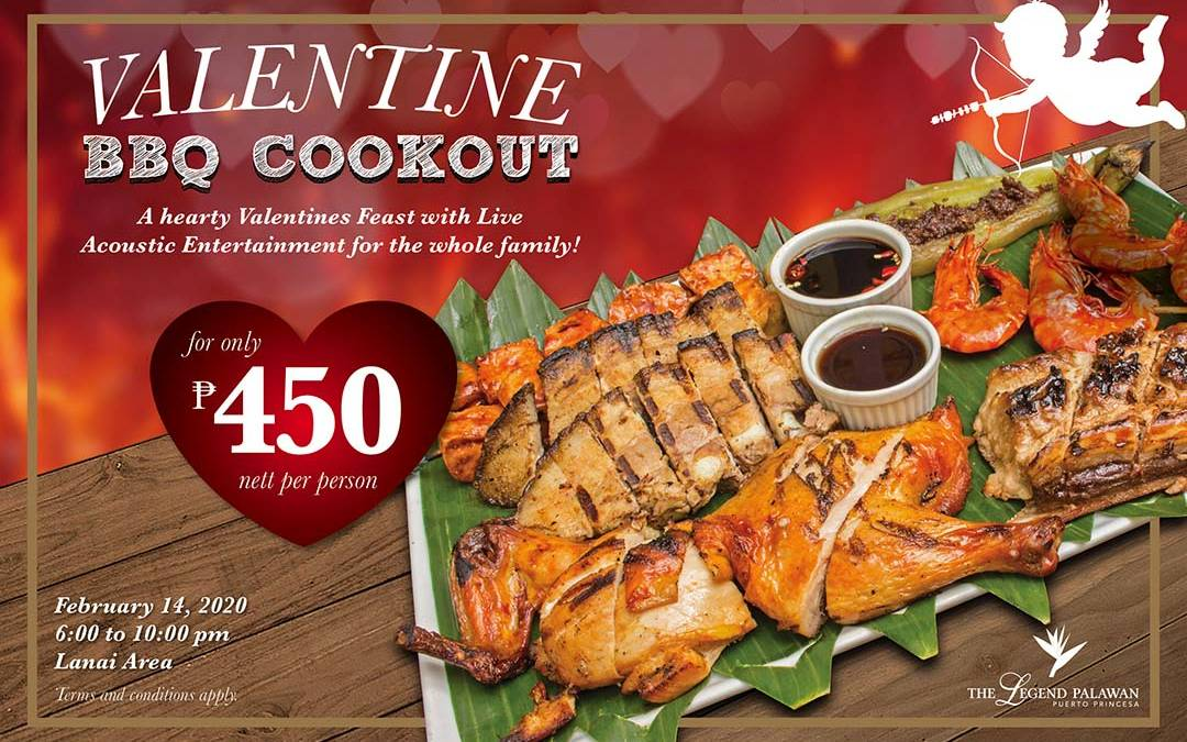 Valentine's Feast at Lanai For Family
