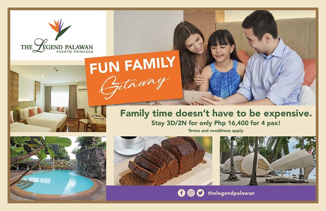 Fun Family Getaway